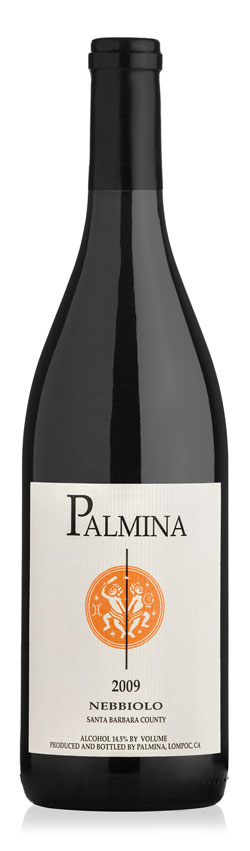 2009 Nebbiolo from Santa Barbara County - Palmina Wines