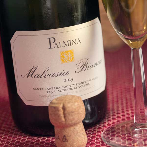 Sparkling Wines at Palmina Wines