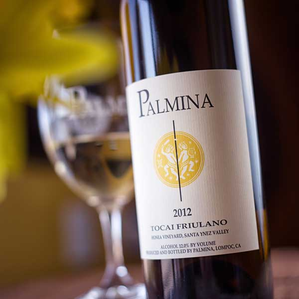 White Wines from Palmina Wines